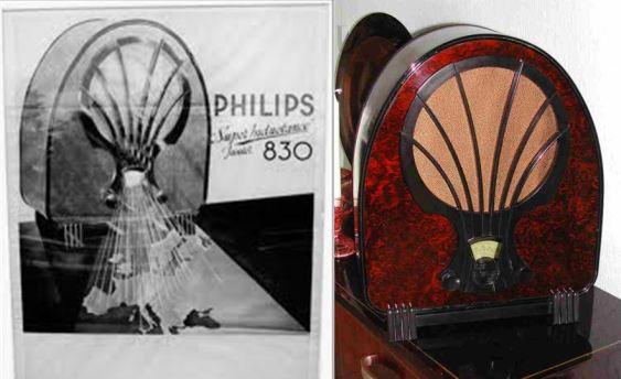 Philips 830 A original