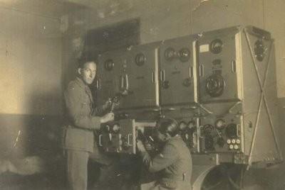 Centro emisor de Radio La Pirenaica.