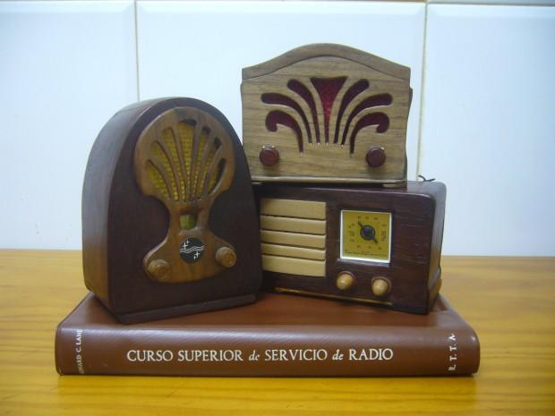 Tres radios con estilo