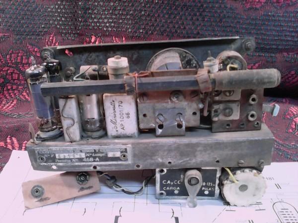 Circuito radio Herfor mg 34