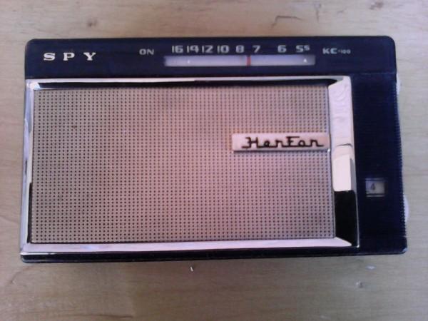 radio transistor. El receptor de radio: Cómo funciona
