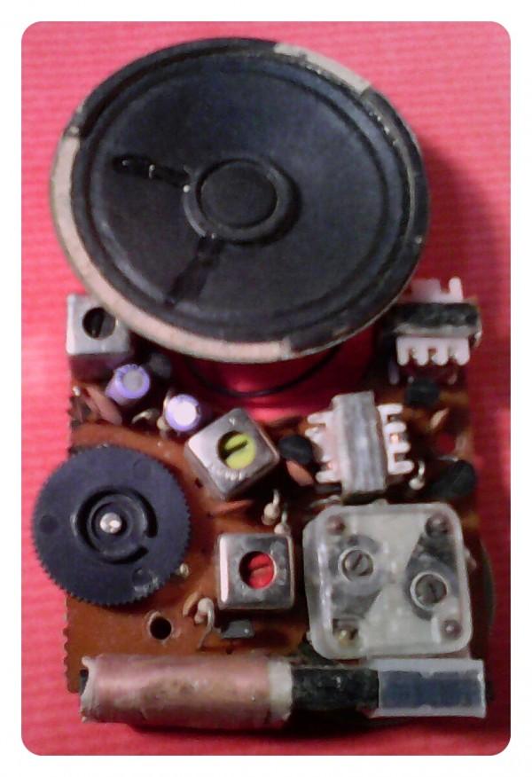 componentes. El receptor de radio: Cómo funciona