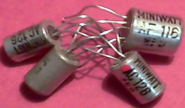 transistores. El receptor de radio: Cómo funciona