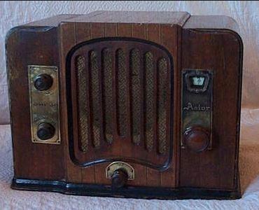 Radio Astor 60