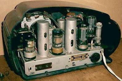 La radio Talisman 308 U