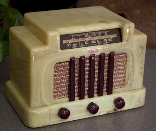 Radio Catalin Addison 5F