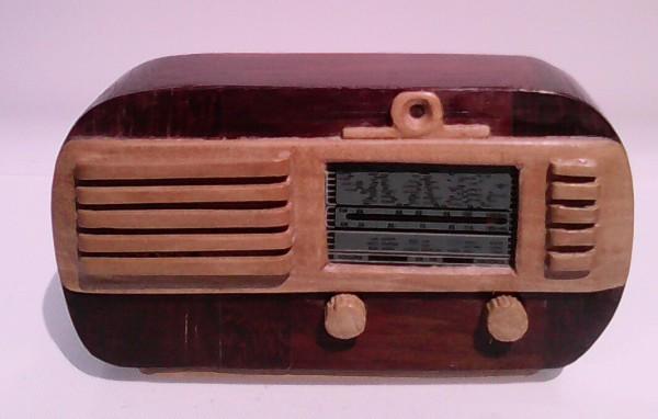 Radio en miniatura Watt wr 115