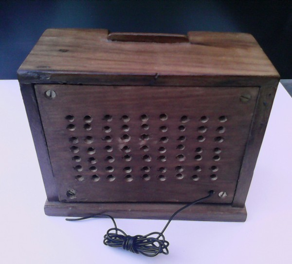 Radios en miniatura Watt mod Vittoria