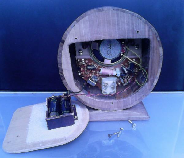Radios en miniatura Ekco ad3636