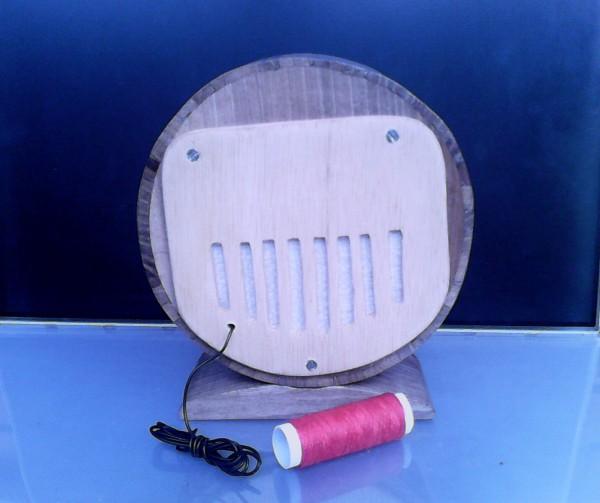 Radio en miniatura Ekco AD38