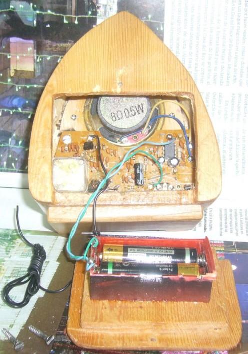 Radios en miniatura Philips 930A