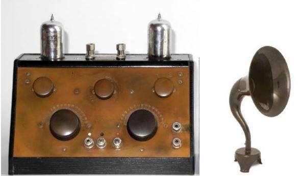 radio años 1924