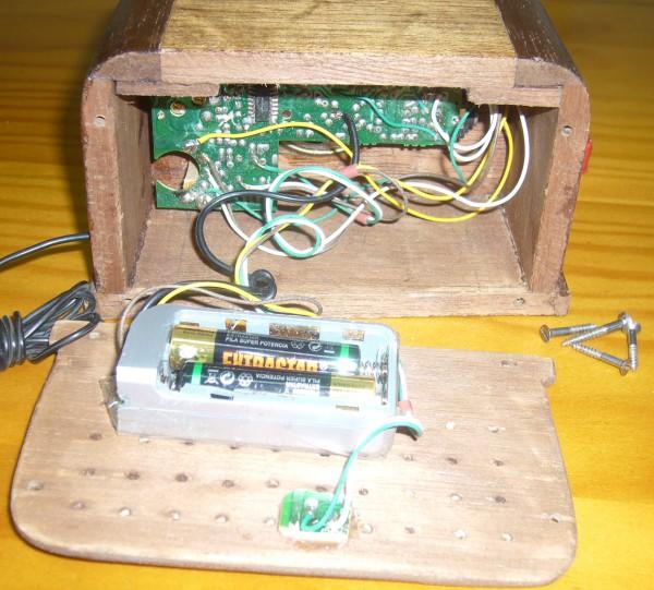 Radio en miniatura Radio marelli tipo 5