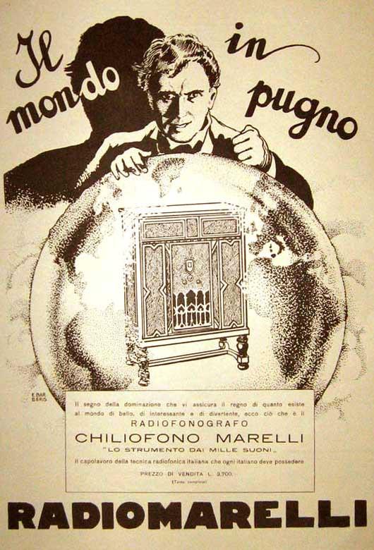 Radiomarelli Pubblicita