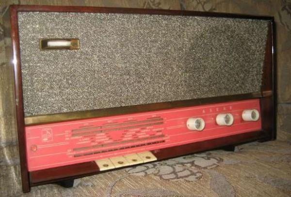 REceptor de radio Askar 1432A