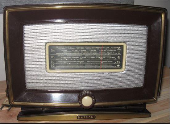 radio Marconi 1531