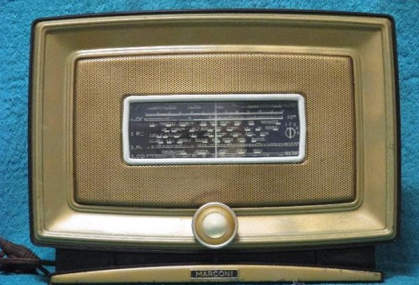 radio Marconi 450