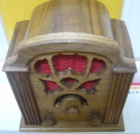 Radio en miniatura Allocchio Bacchini 53