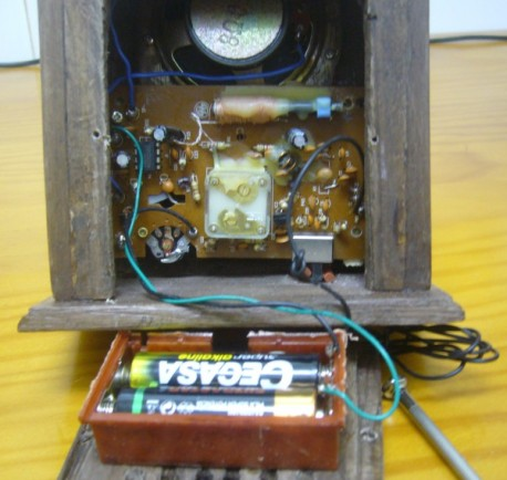 radios en miniatura Allocchio Bacchini 53