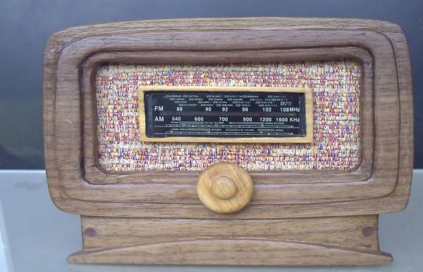 radio en miniatura marconi 1531