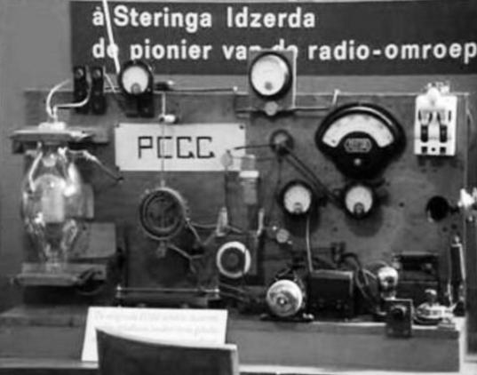 Transmisor de radio PCGG