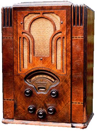 Radio Atwanter Kent 608