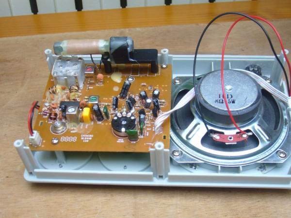 circuito rsdio scott rx18