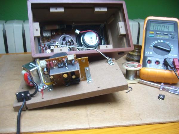 circuitode radio scott rx18
