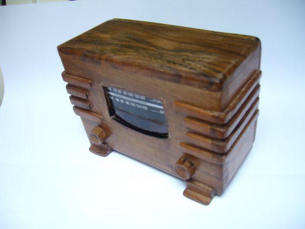 Radios en miniatura años 40