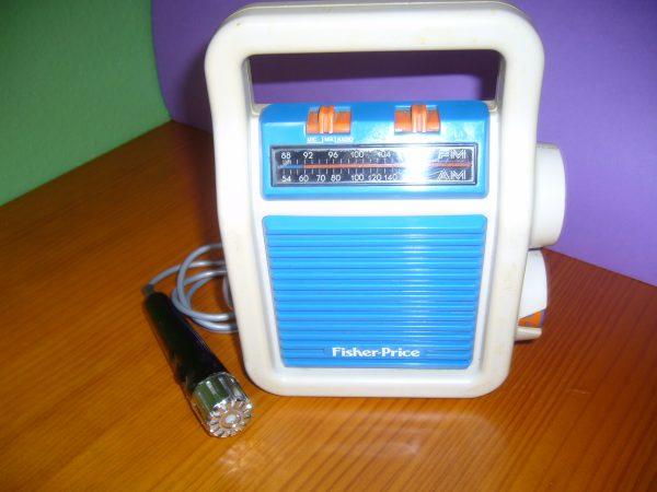 Radio Fisher Price