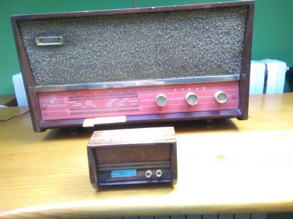 Radios en miniatura