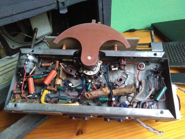 circuito radio anglo modelo 70B