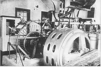 Generador de chispas Fessenden