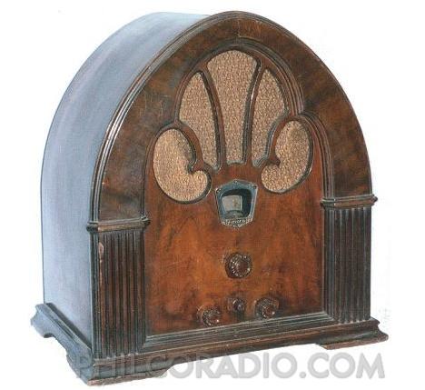 radio Philco mod 90
