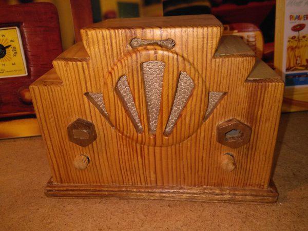 Radio en miniatura Crosley 335 S 335 Baby