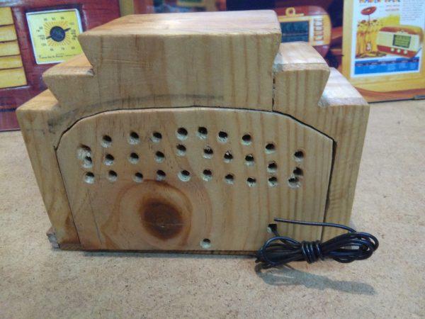 Radio en miniatura Crosley 335 S baby