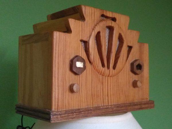 Radio enminiatura Crosley 335 S Baby