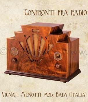 Radio Crosley 335 Baby