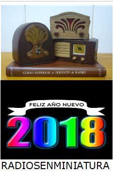 Felíz Año 2018