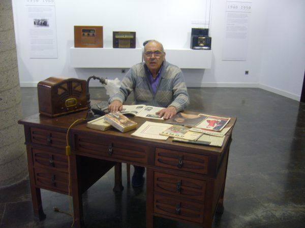 Exposición : La radio : Un viaje en el tiempo