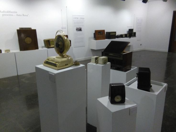 Exposición: La radio: Un viaje en el tiempo