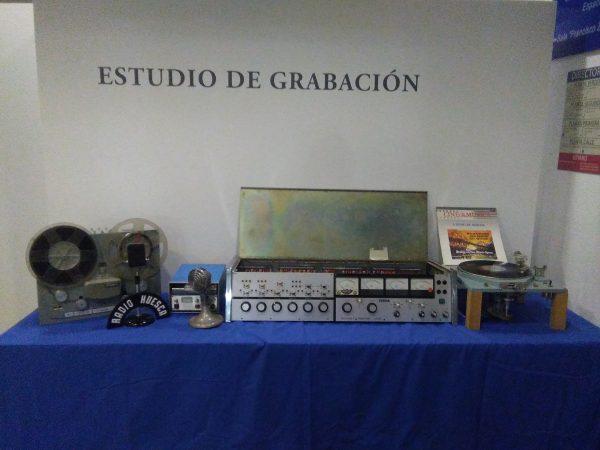 Exposición: La radio un viaje en el tiempo