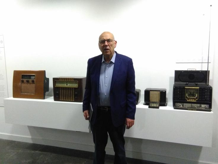 exposición:La radio un viaje en el tiempo