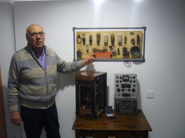 Exposición : La radio: Un viaje en el tiempo