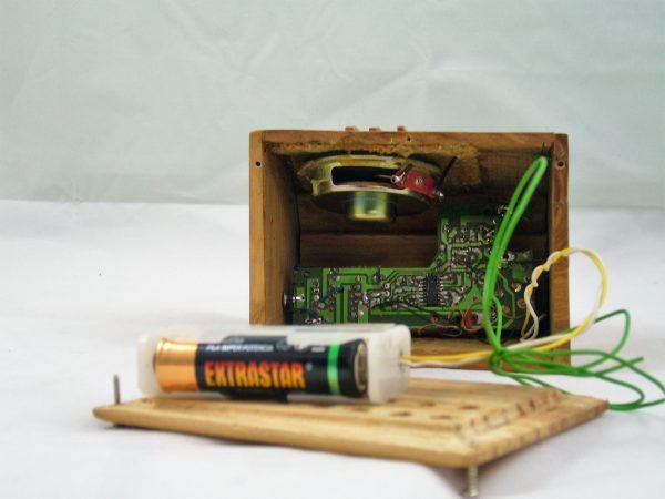 Radios en Miniatura Ducati