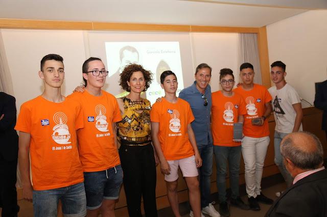 Radios enminiatura Premio Gonzalo Estefanía