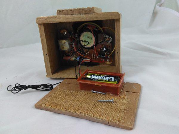 Radios en minuatura Lincoln 60