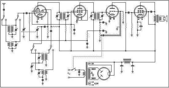 Circuito Superheterodino