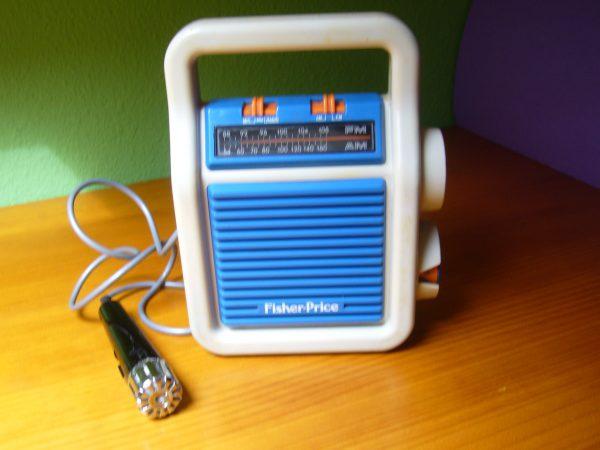 Radio Fisher - Price
