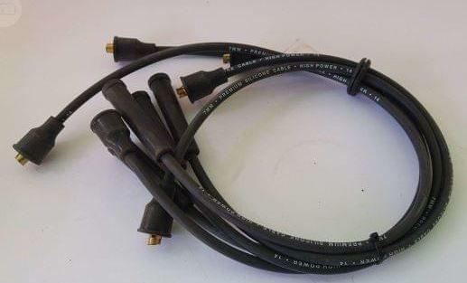 Cables antiparasitarios de bujias